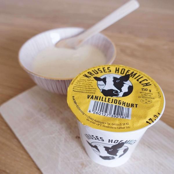 Fruchtjoghurt Vanille, 150g Becher