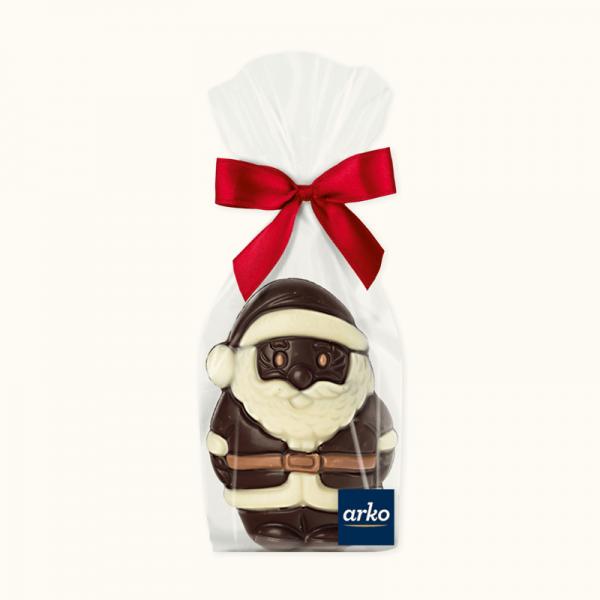 Der Kleine aus Zartbitterschokolade