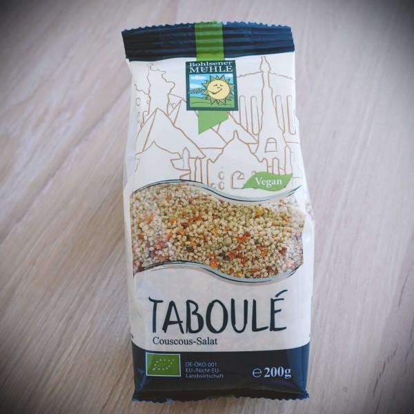 Taboulé - Couscous Salat (Bio), 200g