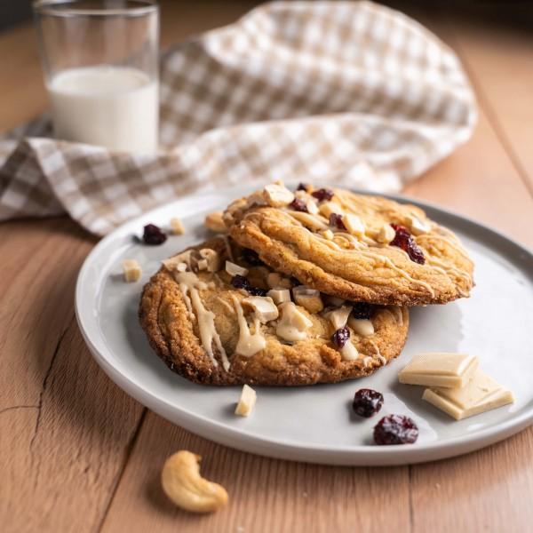 """Cookies """"Frucht"""" (vegan)"""