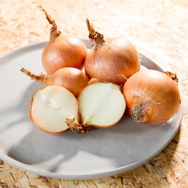 Zwiebeln weiß, 500g