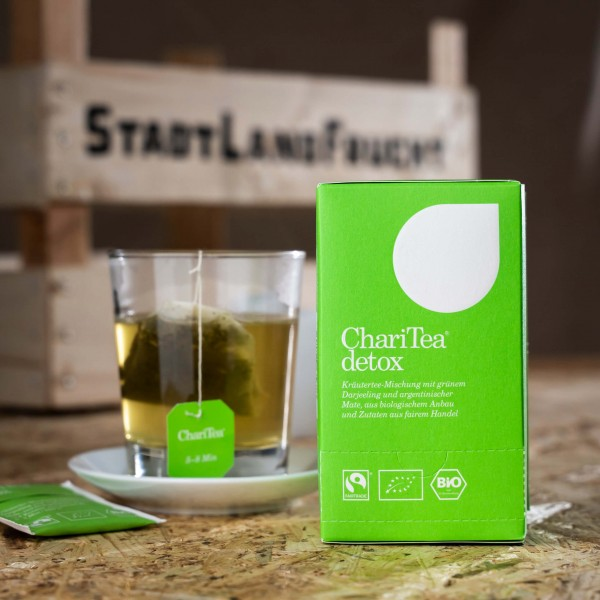 ChariTea clean green (Bio)