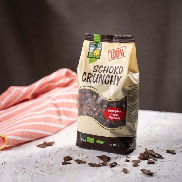 Schoko Crunchy Müsli (Bio), 400g