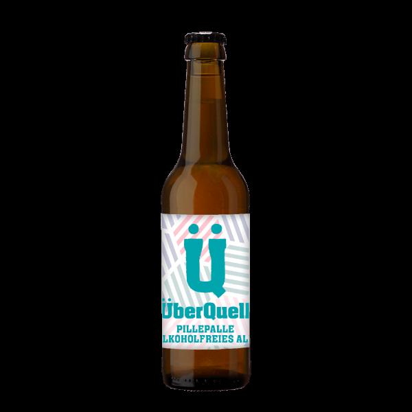 ÜberQuell Pillepalle (Alkoholfreies Pale Ale)
