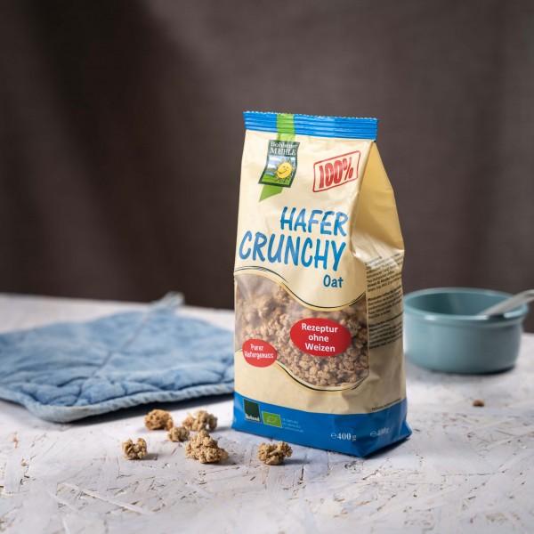 Hafer Crunchy Müsli (Bio), 400g