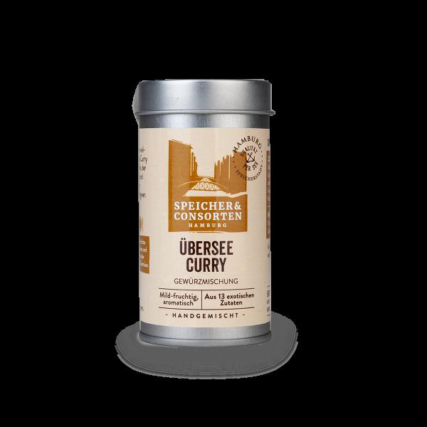 Übersee Curry Gewürzmischung