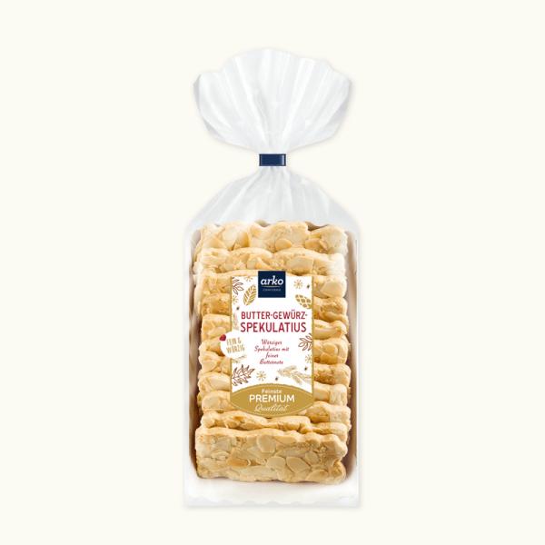 Butter-Gewürzspekulatius