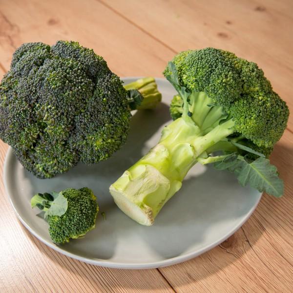 Broccoli, Stück