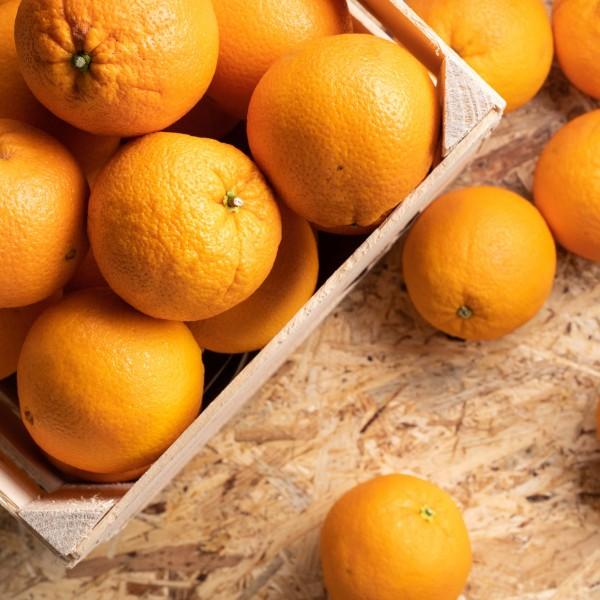 Orangen, kg