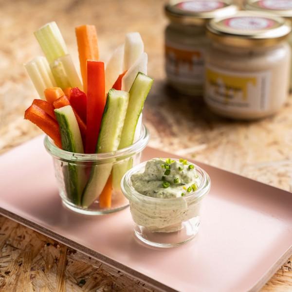 Gemüse-Sticks, Mix aus 5 Sorten