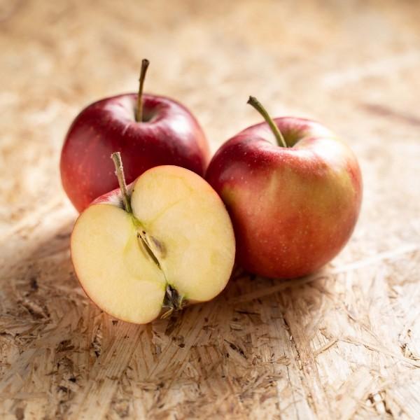 Regionale Äpfel