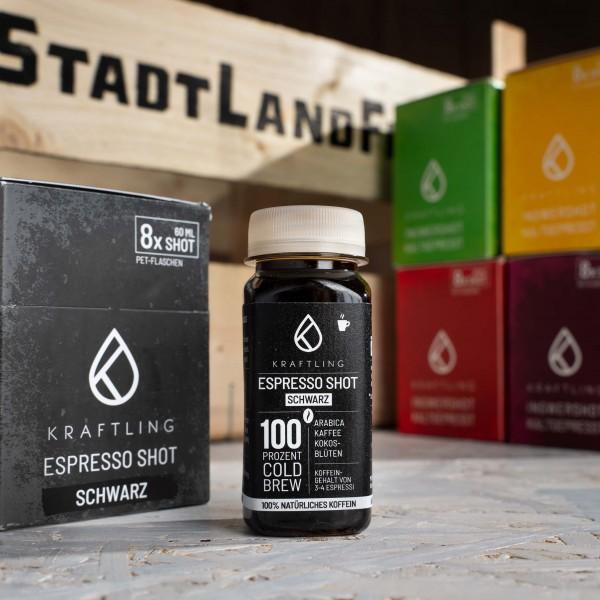 Espresso Shot Schwarz