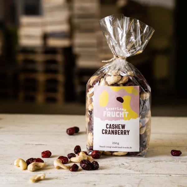 Cashew Cranberry Mix, 250g
