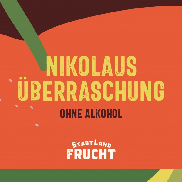 Nikolaus Überraschung, ohne Alkohol